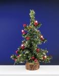 Großer Weihnachtsbaum für Puppenhaus