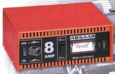 Absaar Batterieladegerät 8A, 6/12V