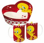 Looney Tunes Tassen in Herzbox