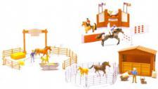 Pferde-Spielset in verschiedenen Ausführungen