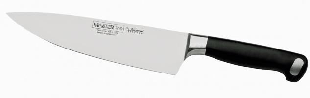 Burgvogel Kochmesser Serie Masterline - 20 cm aus Solingen