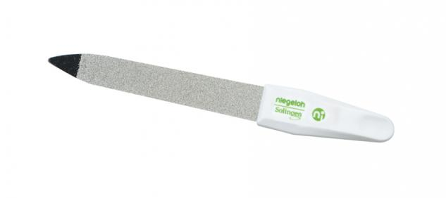 Saphirnagelfeile Niegeloh aus Solingen -Gesamtlänge: 92 mm