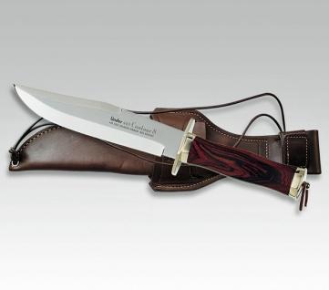 Linder Bowie Contour 8- 20 cm Klinge aus 440C-Stahl, rostfrei. aus Solingen