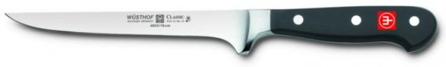 Ausbeinmesser Flexibel . 16 cm.