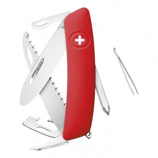 Kinder-Taschenmesser J06 R JUNIOR rot