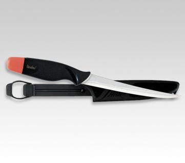 Schwimmendes Filetmesser - 16 cm.von Linder aus Solingen