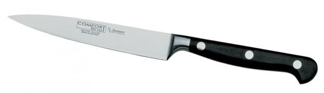 Gemüsemesser Spickmesser , Küchenmesser - Serie Comfort Liene - 12 cm aus Solingen
