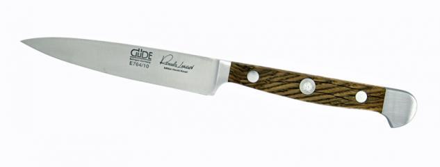 Spickmesser- Küchenmesser 10cm - Alpha Faßeiche von Güde