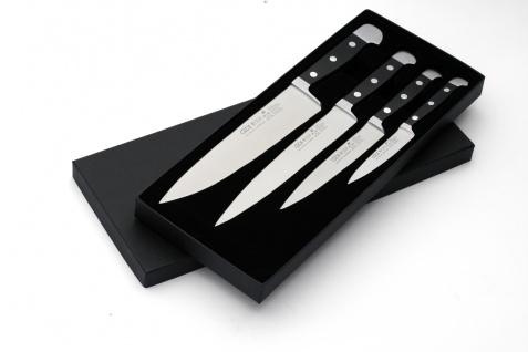 Güde Messerset 4-tlg., Alpha aus Solingen