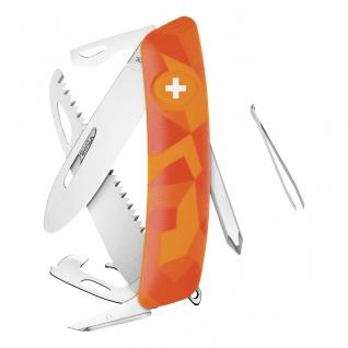 Kinder-Taschenmesser J06 R JUNIOR LUCEO
