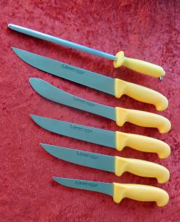 Metzgermesser Set 6 tlg - von Burgvogel aus Solingen