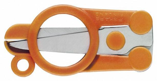 Klappbare Schere 11 cm von Fiskars