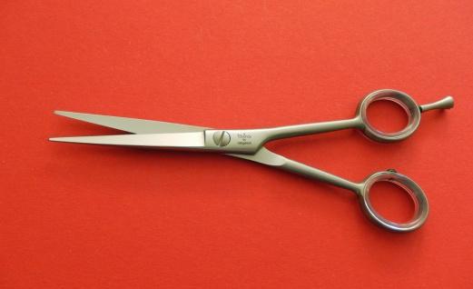 """Haarschere Friseurschere 6 """" 15 cm von Niegeloh aus Solingen"""