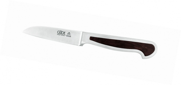 Güde Gemüsemesser - Küchenmesser 9 cm-Kochmesser Serie Delta geschmiedete Messe