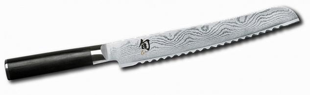 "Kai Shun Damast - Brotmesser 9, 0 """