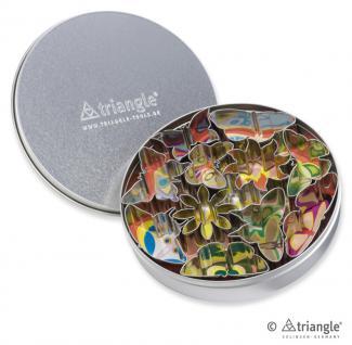 Ausstecher-Set Schmetterling, 11-tlg von triangle® aus Solingen .