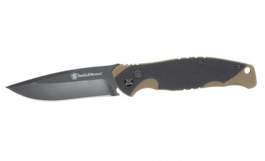 Smith and Wesson Taschenmesser FREELANCER Klinge aus 8Cr13MoV