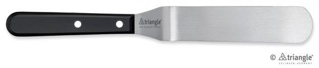 Streichpalette gewinkelt, Wender 15cm triangle® aus Solingen
