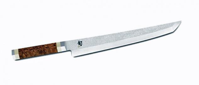 KAI Shun Shi Hou BZ-0048 Tanto Slicer 30 cm