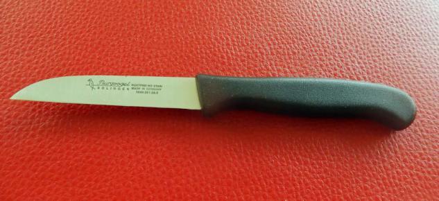 Küchenmesser - Gemüssemesser 8, 5 cm, rostfrei, aus Solingen