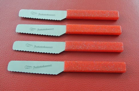 Brötchenmesser Frühstücksmesser von ISS aus Solingen