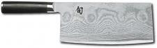 Kai Shun Hackmesser Chinesisches Kochmesser von Kai 32-Lagen Damaszener-Stahl