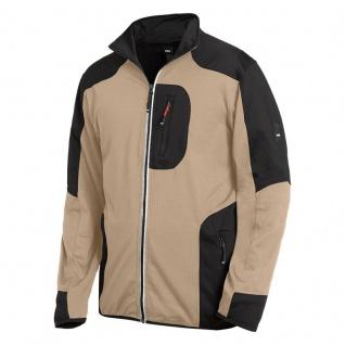 FHB RALF Jersey-Fleece-Jacke FHB Fastdry - Vorschau 3