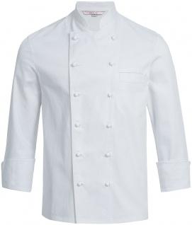 GREIFF Kochjacke Baumwolle RF 5566 weiß