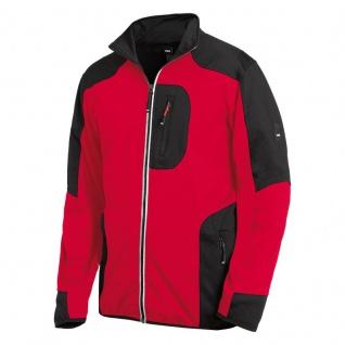 FHB RALF Jersey-Fleece-Jacke FHB Fastdry - Vorschau 1