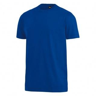 FHB JENS T-Shirt, einfarbig, weiß, Gr. 2XL