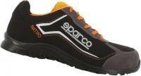 Sparco Sicherheitsschuhe Black Orange Nitro S3 - Vorschau 2