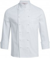 GREIFF Kochjacke Baumwolle RF 5566 weiß - Vorschau 2