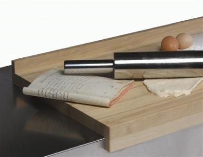 JOKO Küchenwagen 1 Schublade Platte Hirnholz - Vorschau 3