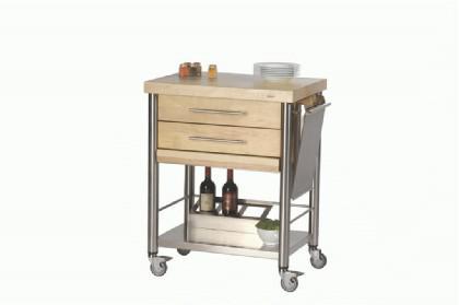 küchenwagen mit schublade platte günstig bei Yatego