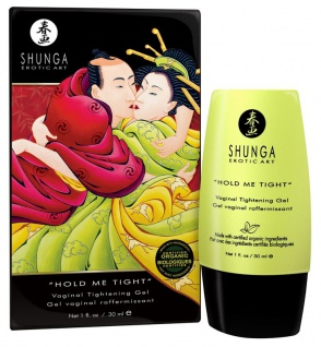 Vaginalgel »Shunga - Hold Me Tight« - Inhalt 30 ml , Grundpreis: 109.83 € pro 100 ml