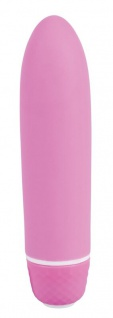 Smile Mini-Vibrator »Comfy« - Seidig weich - Pink