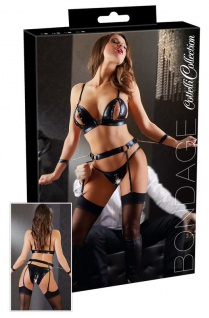Bondage Straps-Set aus Wetlook