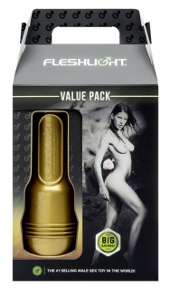 Fleshlight »Value Pack« - 5-teilig