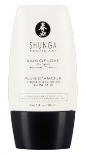 G-Punkt-Stimulationsgel »Shunga - Rain of Love« - Inhalt 30 ml , Grundpreis: 96.50 € pro 100 ml