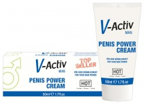 Penis-Pflegecreme »V-Activ Penis Power Cream« - Inhalt 50 ml , Grundpreis: 23.90 € pro 100 ml