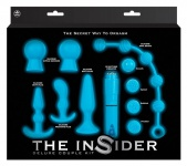 Lovetoy-Set »The Insider« 10-teilig - Türkisfarben