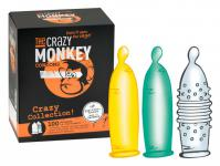 Kondome » The Crazy Monkey - Crazy Collection!« - Inhalt: 100 Stück