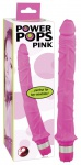 Anal-Vibrator in Penisform »Power Pops« - Biegsam - Pink