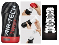Tenga Masturbator »Air-Tech Twist« - 5 Engegrade einstellbar