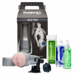Fleshlight »fleshjack Value Pack« - Masturbator-Set - 6-teilig