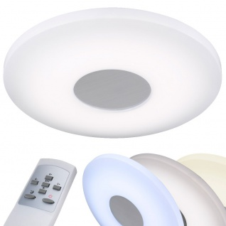 LED Design Decken Lampe stufenlos dimmbar 25 Watt Leuchte ACTION 906601065340