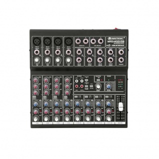 OMNITRONIC MRS-1402USB Recording-Mixer 10040273