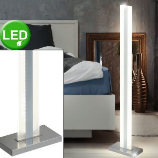 LED Design Steh Leuchte Chrom Schlaf Gäste Zimmer Beleuchtung Lese Stand Lampe Esto 780152A 2