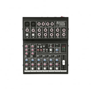 OMNITRONIC MRS-1202USB Recording-Mixer 10040272