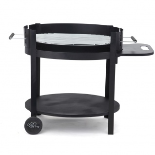 """Holzkohlegrill Holzkohle Grill BBQ """" Chill & Grill"""" Grillwagen Tepro CALYPSO1122"""
